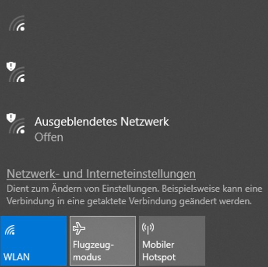 Netzwerknamen
