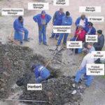 Arbeitsteilung auf den Punkt gebracht