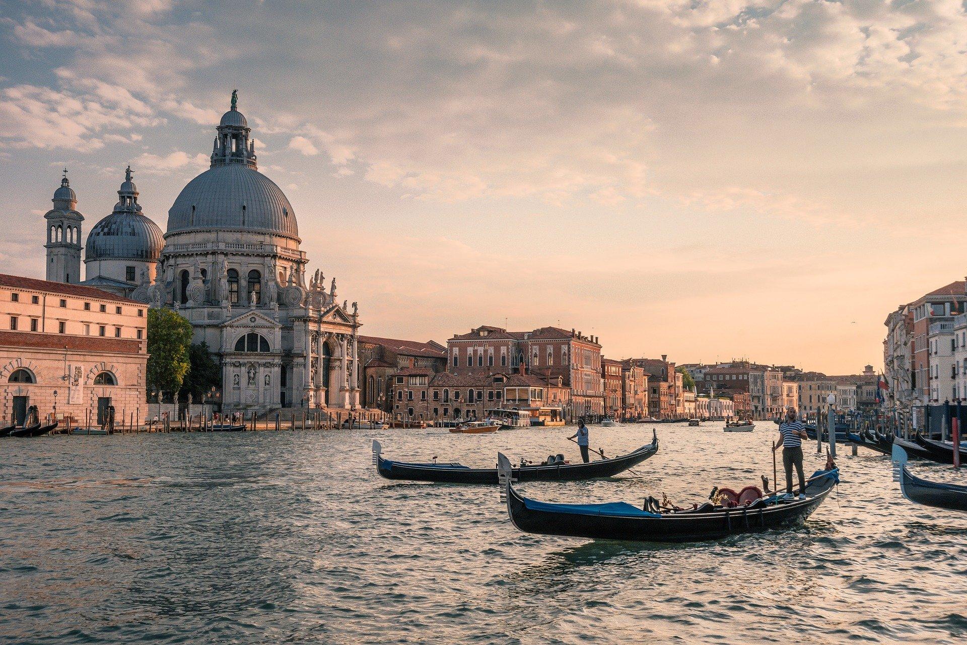 Pest Quarantäne Venedig
